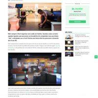 Bowling City em destaque no DN_insider